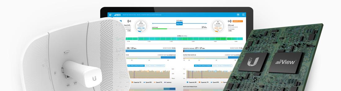 Globaltecnoly litebeam ac features airviewvgen2