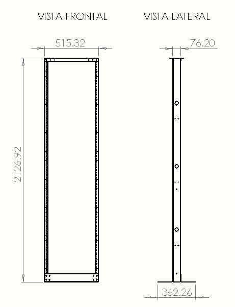 Instalacion de Equipo en el Rack