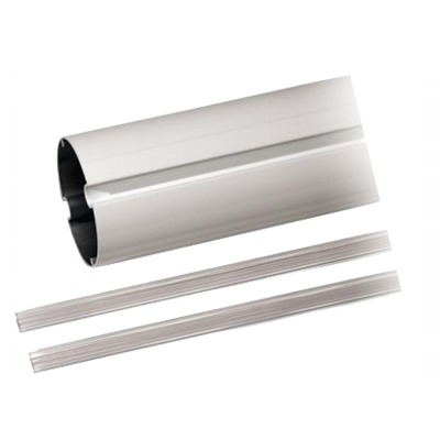 Mastil tubular de 6 metros de largo para barrera CAME G6000