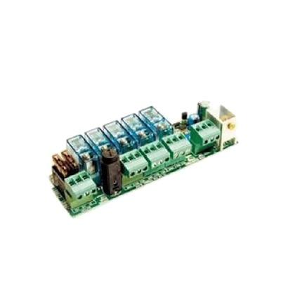 Tarjeta para Conexión de 2 Baterías de Respaldo 12 V -1.2 Ah