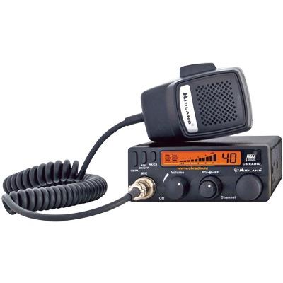 Radio banda civil 26.965 - 27.405 MHz