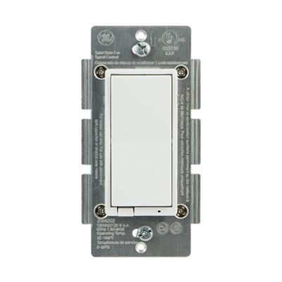 Controlador Z-WAVE para abanicos de techo, requiere agregarse a un HUB HC7, puede ser un panel de alarma L5210, L7000 con Total Connect,