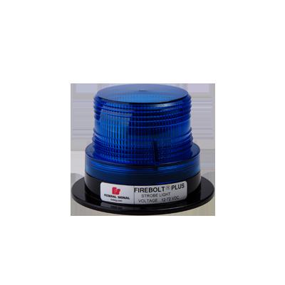 Estrobo azul FireBolt Plus, 12-72 Vcd (2 Joules) con tubo de reemplazo