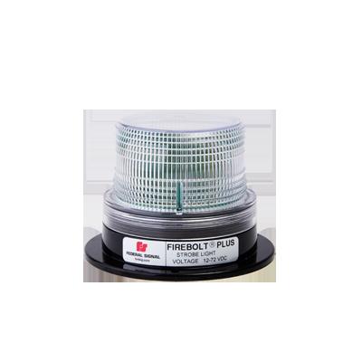 Estrobo FIREBOLT PLUS. Con tubo de reemplazo, Color Claro 12-72 Vcd (2 Joules).