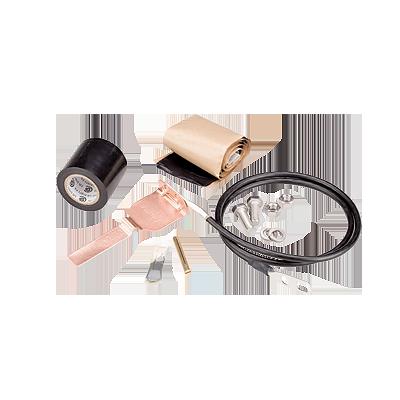 """Kit de aterrizaje estándar para cable de 1-4"""" y 3-8"""""""