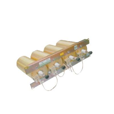 Duplexer Pasa Banda-Rechazo de Banda, 406-430 MHz, 4Cav.(4Dia.) 3 MHz, 250 Watt, BNC Hembras.