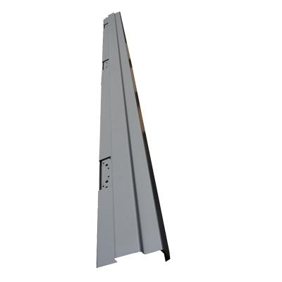 Jamba de bisagras galvanizada 7 0, 5 3/4 derecha Compatible con puerta 5041, 5043, 5042, 5046, 5044, 5045, 5048, 5051 y 5050