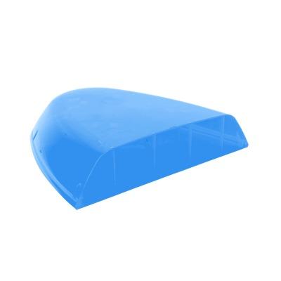 Domo lateral de reemplazo para Vista, color Azul