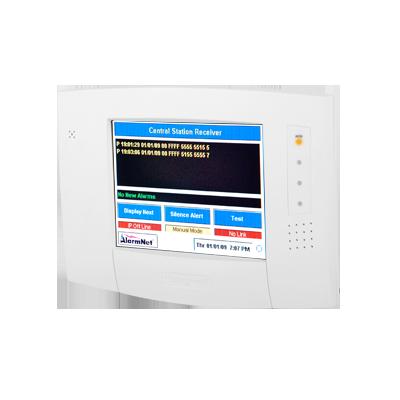 Receptora IP para Recepción de Eventos IP y 3G-4G, Hasta 9999 Cuentas, Programación Remota