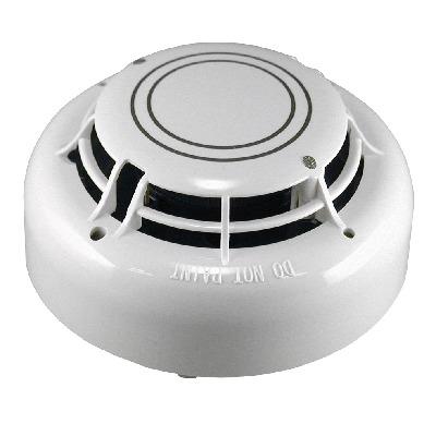 Sensor Fotoeléctrico de Humo y Temperatura, Direccionable e Inteligente