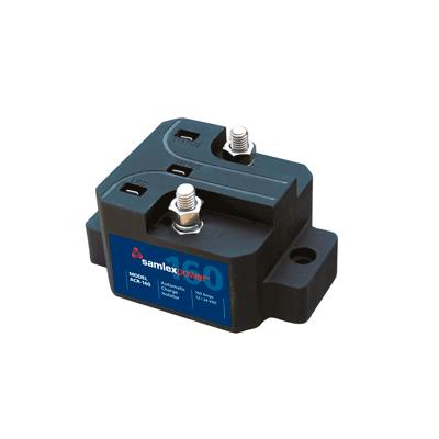 Modulo cargador y aislador de baterias para 12-24 Vcd