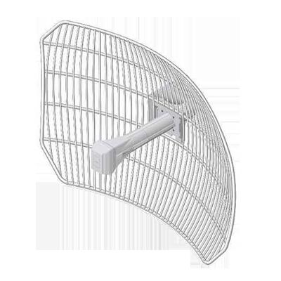 AirGrid M2 AirMax con antena de rejilla de 20 dBi, 802.11b-g-n (2.4 GHz).