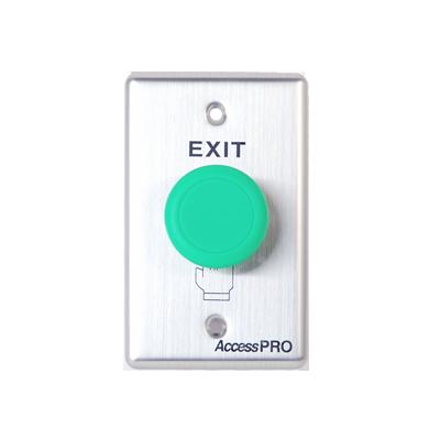 Botón Tipo Hongo Color Verde