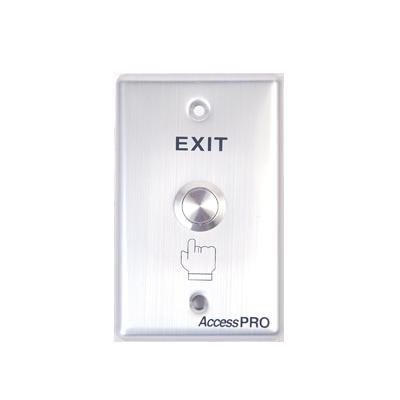 Botón de cabeza plana (IP65)