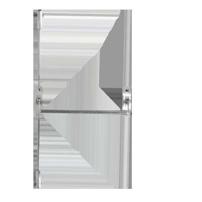 Barra de salida sencilla tipo vertical izquierda