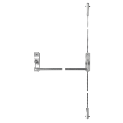 Barra de salida sencilla tipo vertical derecha
