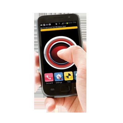 APP Botón de pánico para celulares, ver compatibilidad, incluye el modulo PPP para PC gratuito.