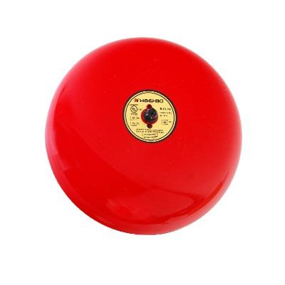 Campana para alarma de incendio, 6 pulgadas, 24 Vcd