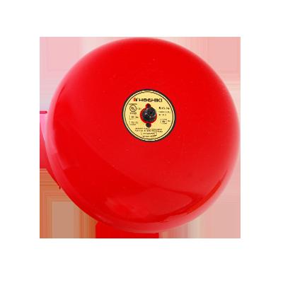 Campana para alarma de incendio, 10 pulgadas, 24 Vcd