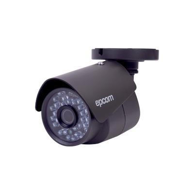Bala TURBOHD 1080p / Gran Angular 92? / Lente 2.8 mm / CLIMAS EXTREMOS / IR Inteligente  30 mts /  Exterior IP66