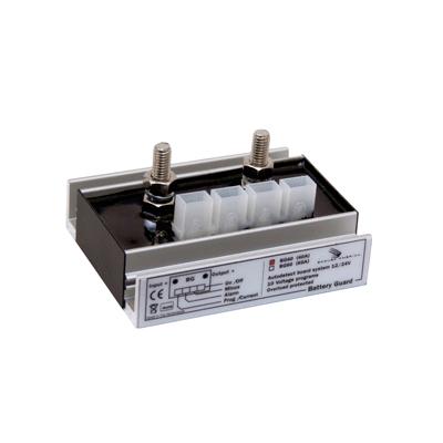 Protector de Descargas para 40 Amp para Baterías 12-24V. (Bajo Pedido)