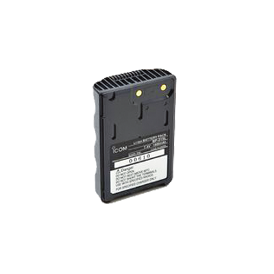 Batería ICOM Li-Ion, 1600 mAh para IC-M1V.