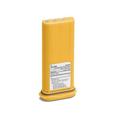 Bateria de Litio (no recargable), 9V/3300 mAh. para radios IC-GM1600.