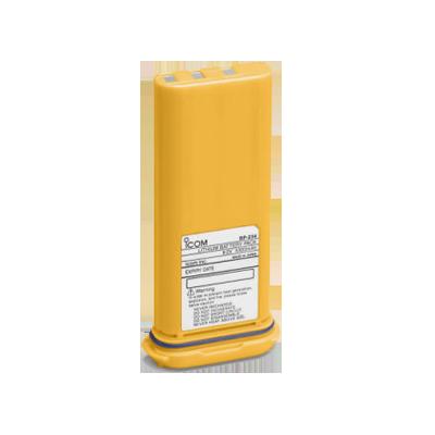 Batería de Litio (no recargable), 3300 mAh. Para Radios IC-GM1600.