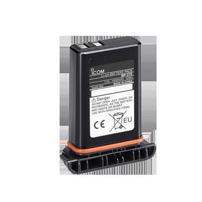 Batería Li-Ion de 1500mAh. Para radio IC-M92D VHF-DSC.