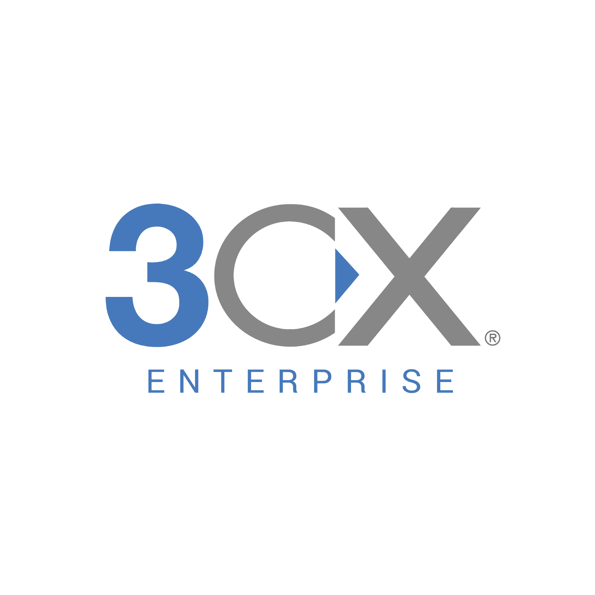 Licencia anual de 3CX Enterprise para 64 llamadas simultáneas y extensiones ilimitadas