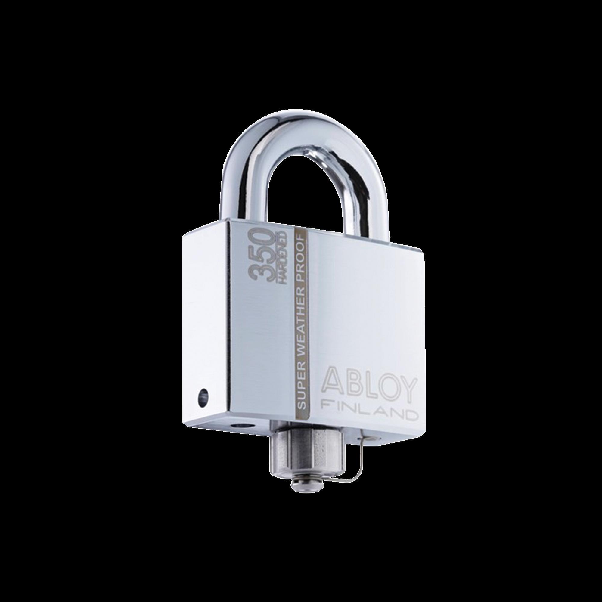 Candado Abloy / Grado 5 de Seguridad / Arco de 25 mm / Tapa Protectora / Sello Impermeable