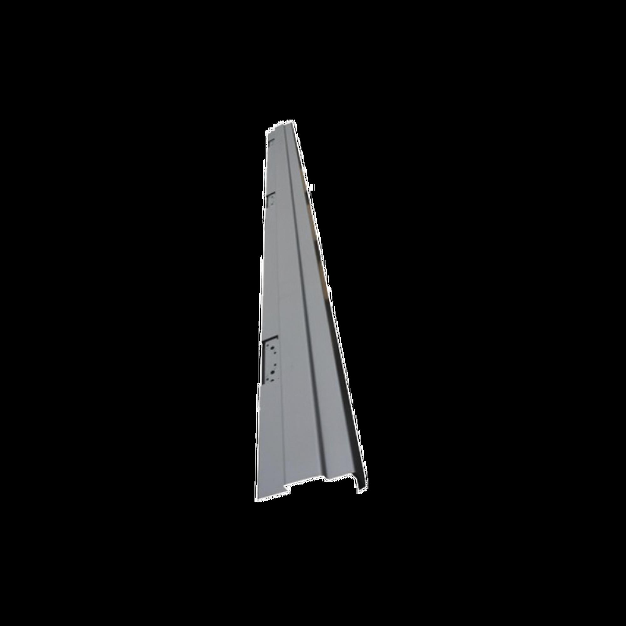 Jamba de bisagras galvanizada,  68, 5 3/4  izquierda
