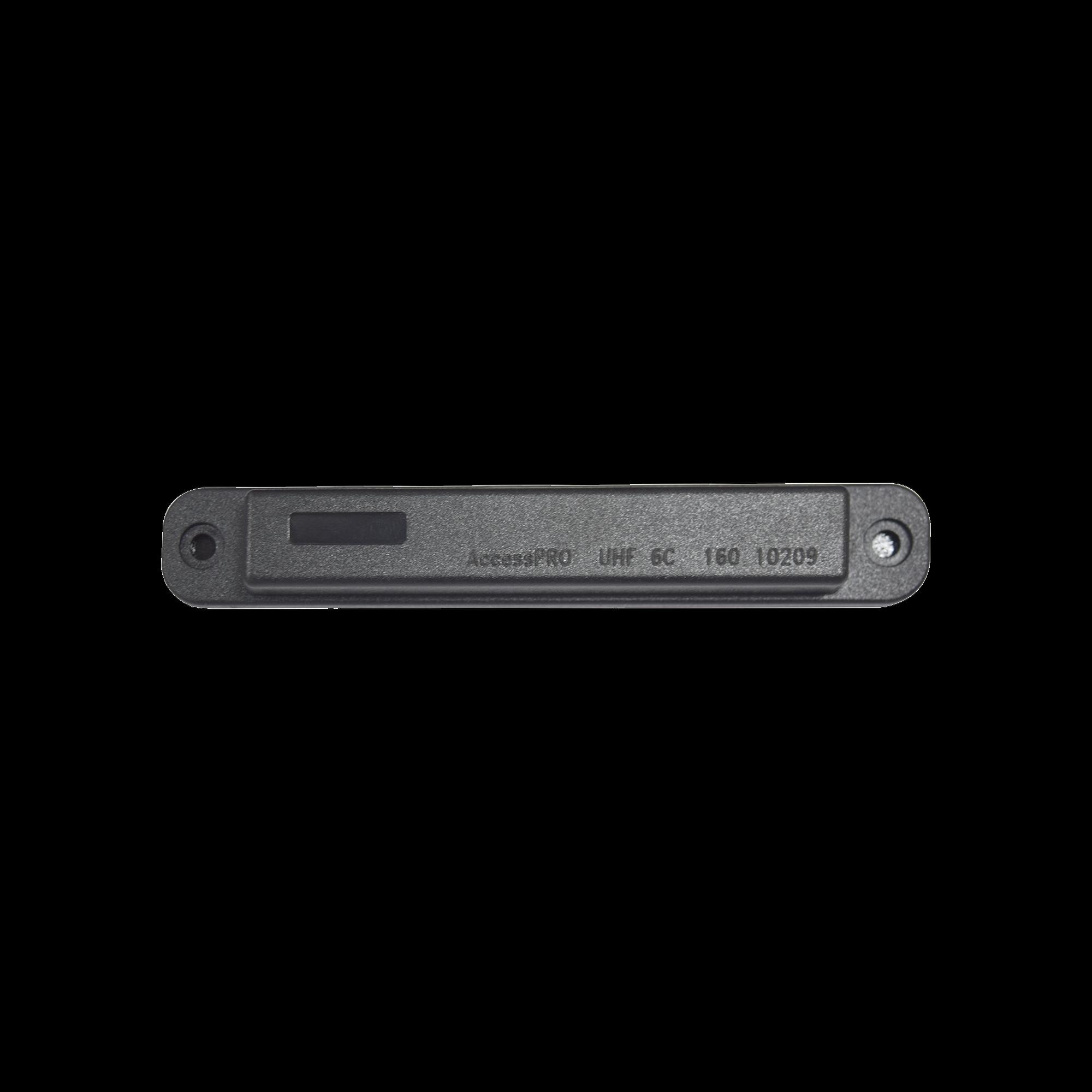 Tag RFID para uso sobre superficies metalicas o vehiculos con blindaje / EPC GEN 2 / ISO 18000 6C