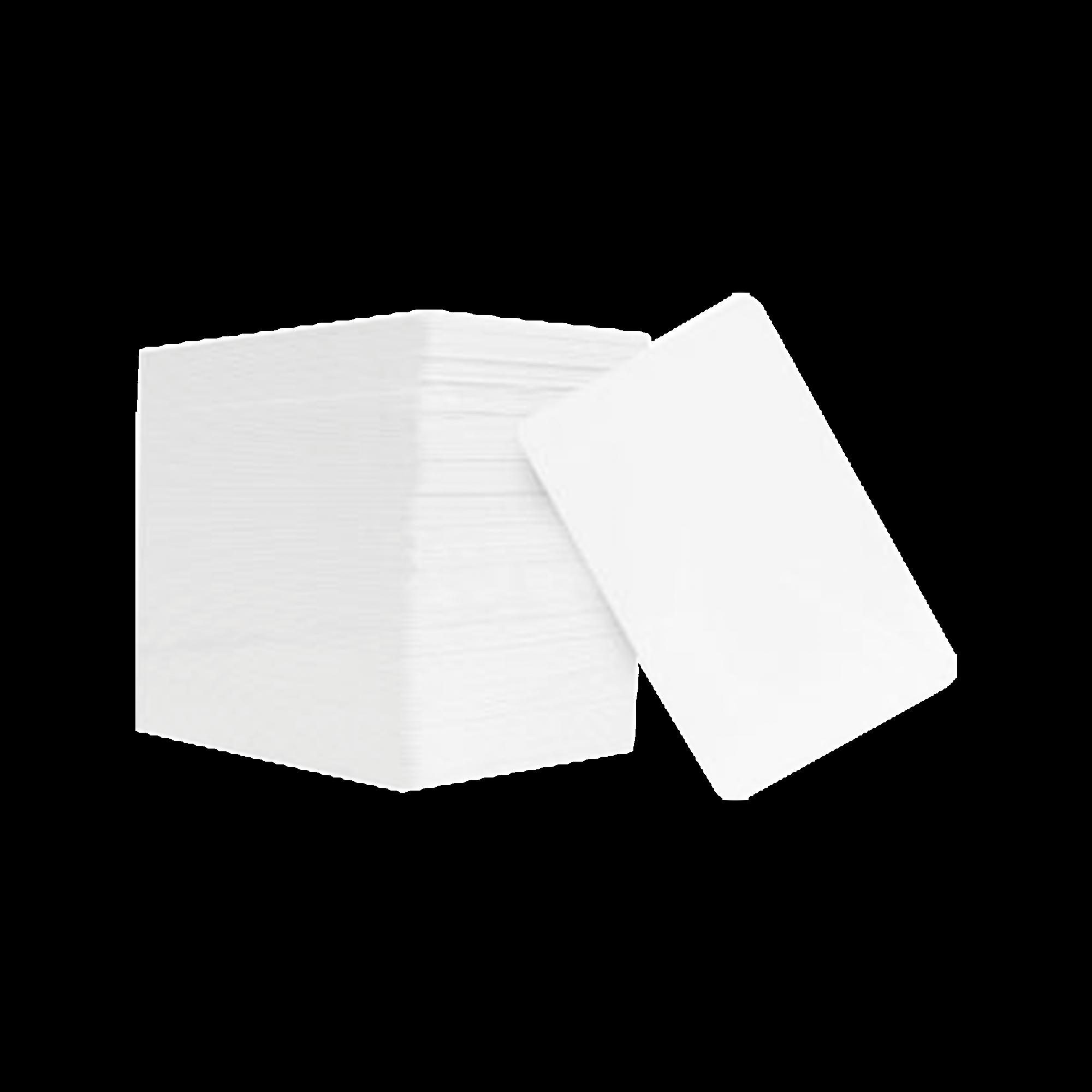 Paquete de 100 tarjetas PVC