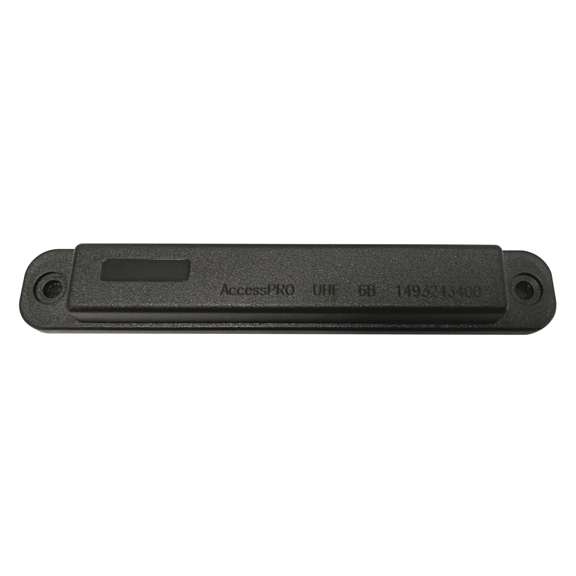Tag RFID para uso sobre superficies metalicas o vehiculos con blindaje / ISO 18000 6B