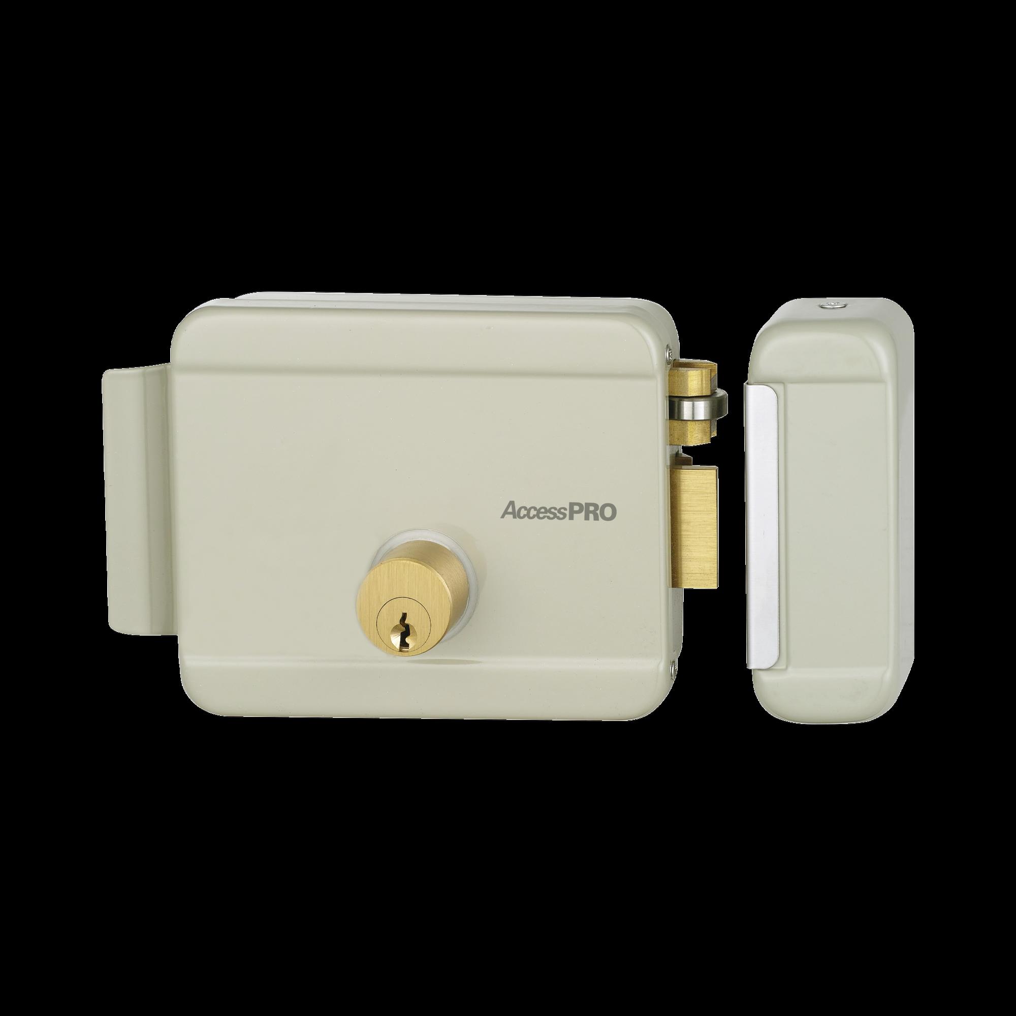 Cerradura Electrica / Incluye Llave  / Exterior /Derecha