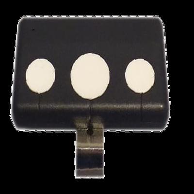 Control Remoto Inalambrico  RF  de visera, compatible con ACCESSFORCE y FS1000SPEED