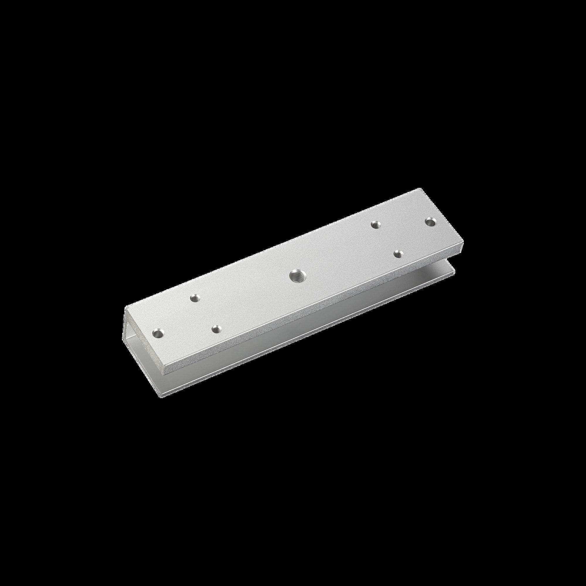 Montaje en U para puerta de vidrio compatible con chapa magnetica MAG350S