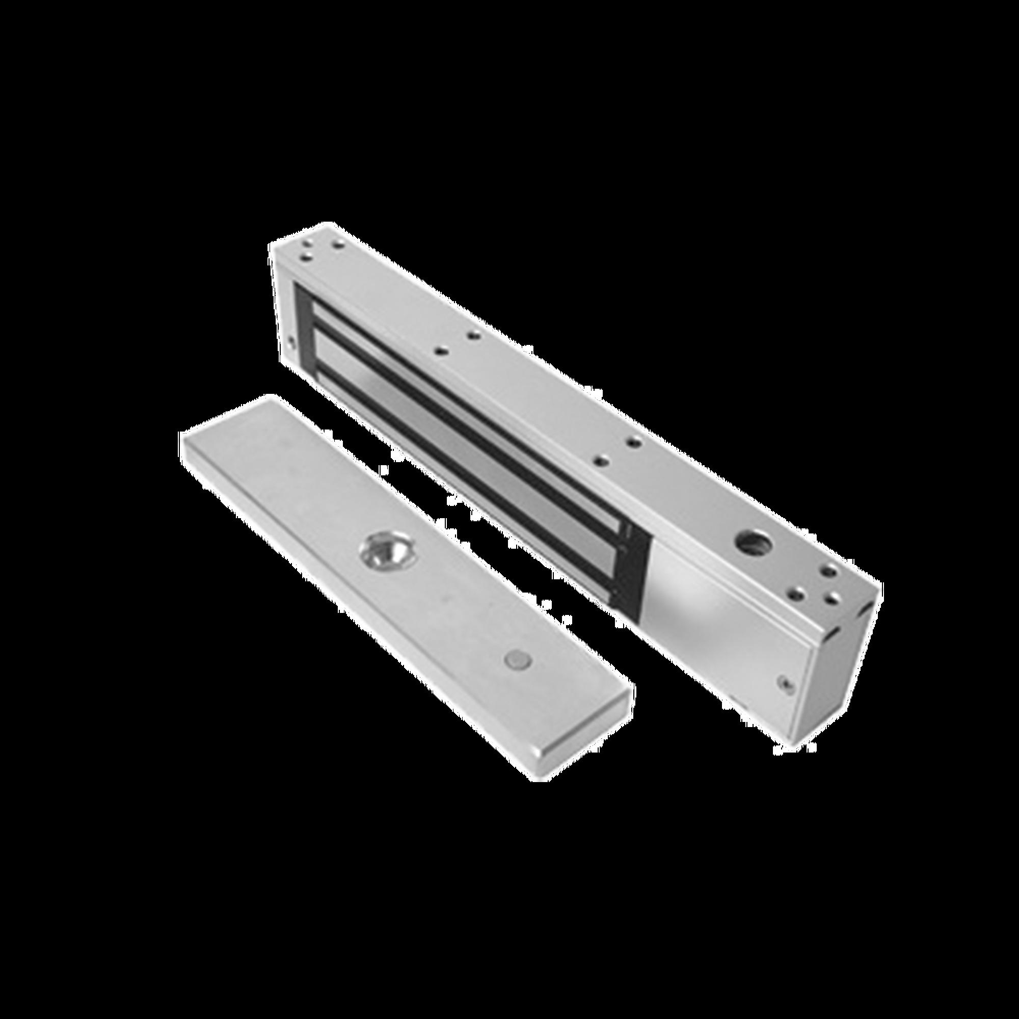 Chapa Magnética 600 lbs con LED y Sensor de Bloqueo de Placa
