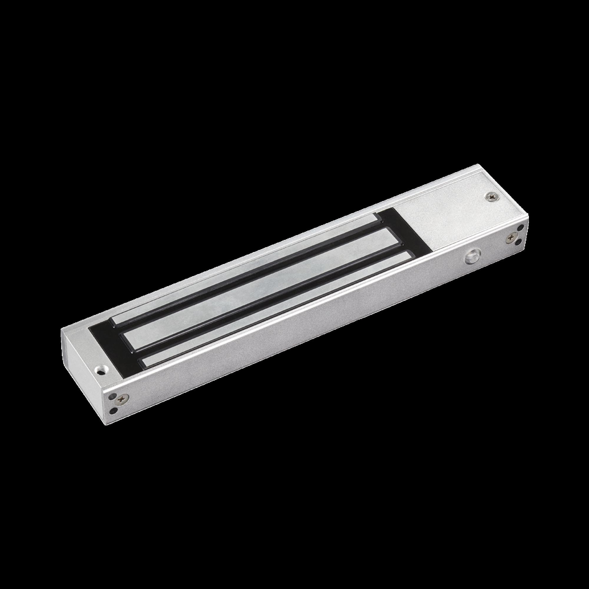 Chapa Magnética 600 lbs con LED/ Sensor de Bloqueo de Placa/ Temporizador
