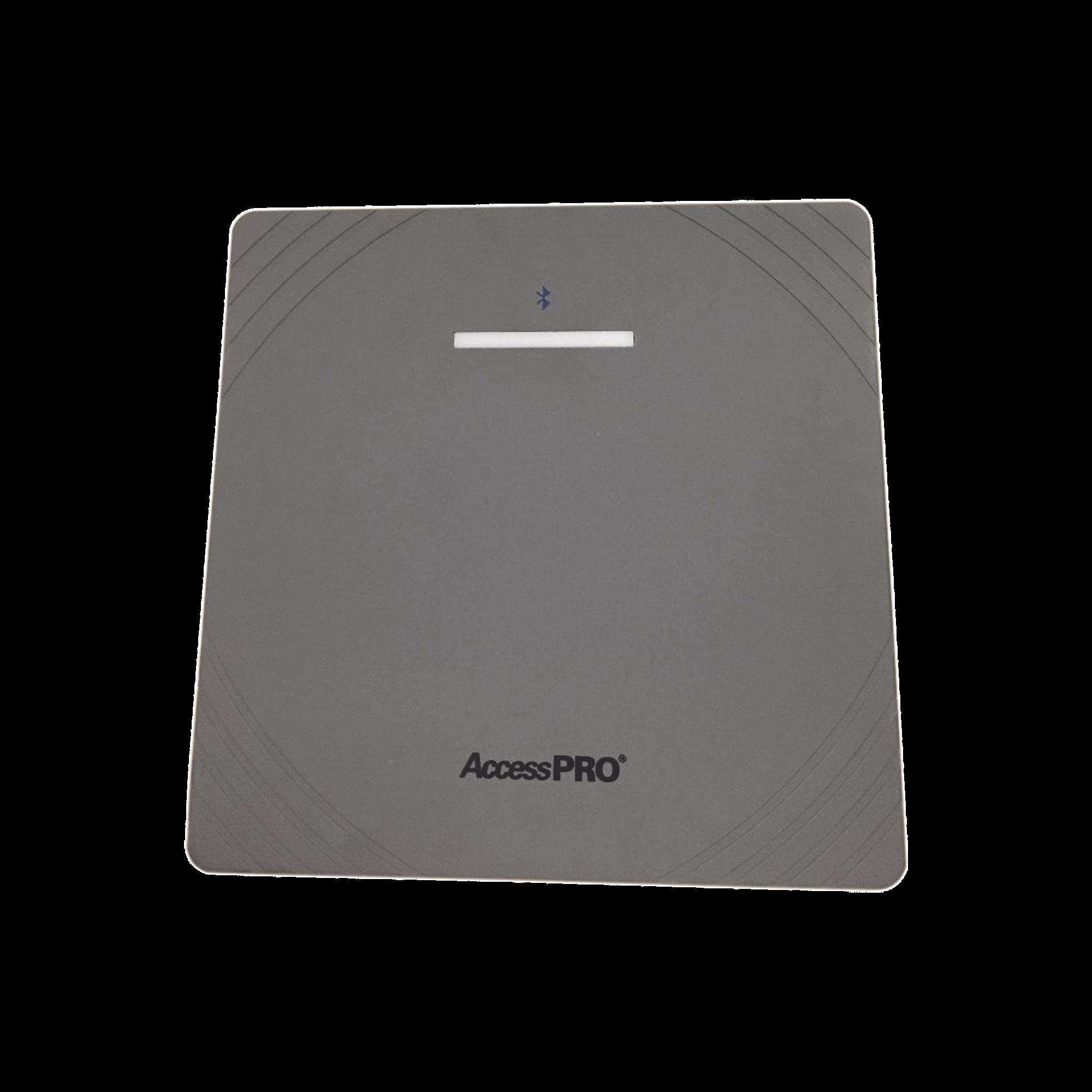(Nueva Generación) Lector RFID UHF + BLUETOOTH / LARGO ALCANCE 12 METROS /  CLIMAS EXTREMOS / Programación desde Android/iOS / OSDP/Wiegand