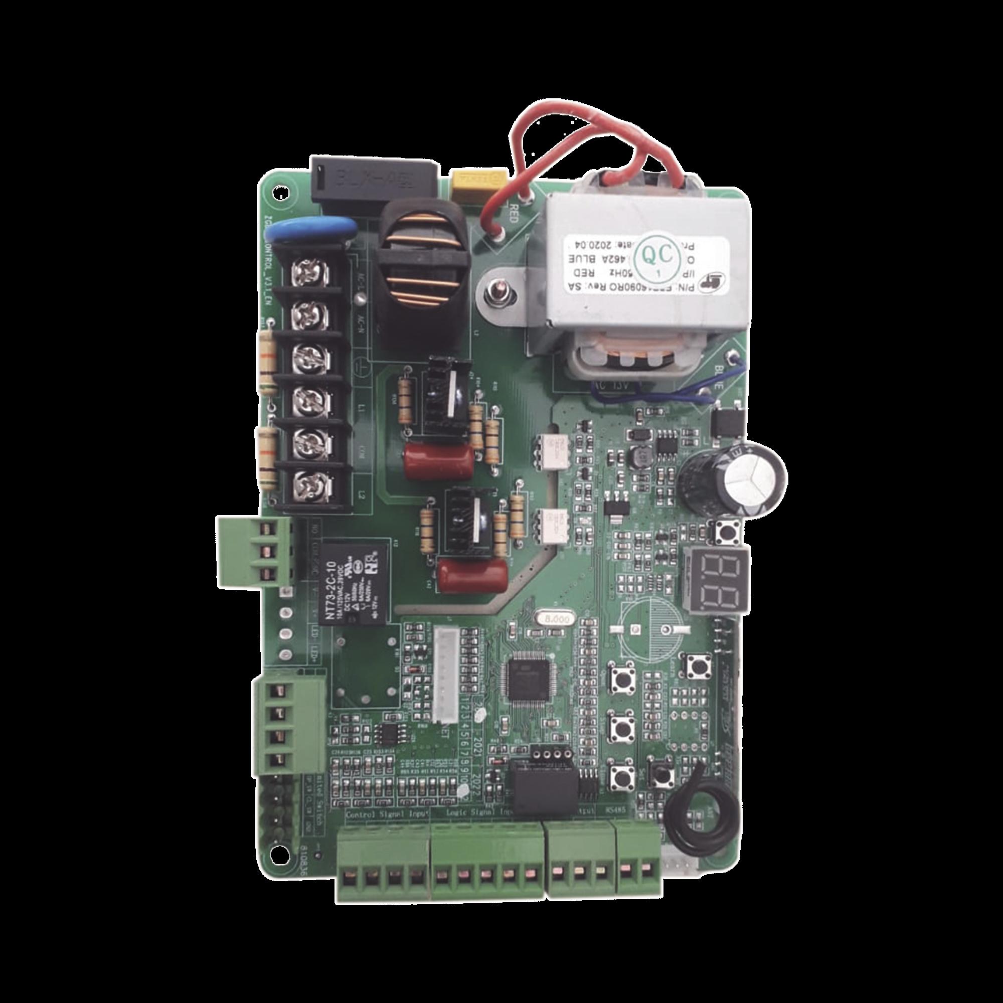 Tarjeta Electrónica Para Barreras XBS6M Y XBF4M