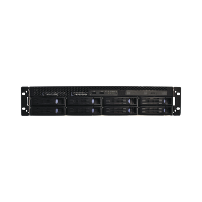 NVR MAXPRO de Honeywell de 32 canales con 18 TB de almacenamiento