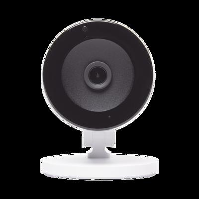 Camara IP Fija para Interior 1080p Compatible con aplicacion de ALARM.COM