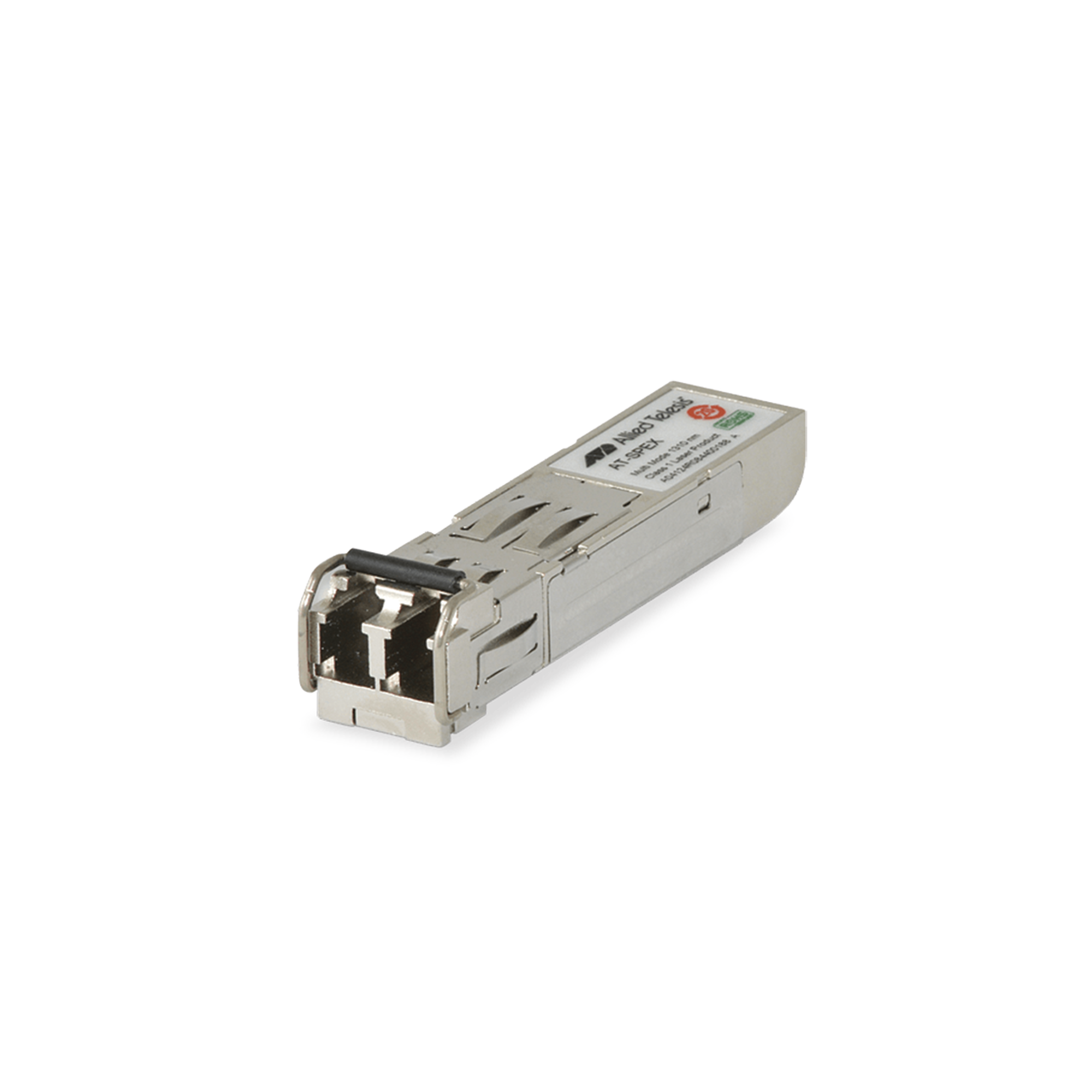 Transceptor MiniGbic SFP Multimodo 1000X, distancia hasta 2 km, conector LC