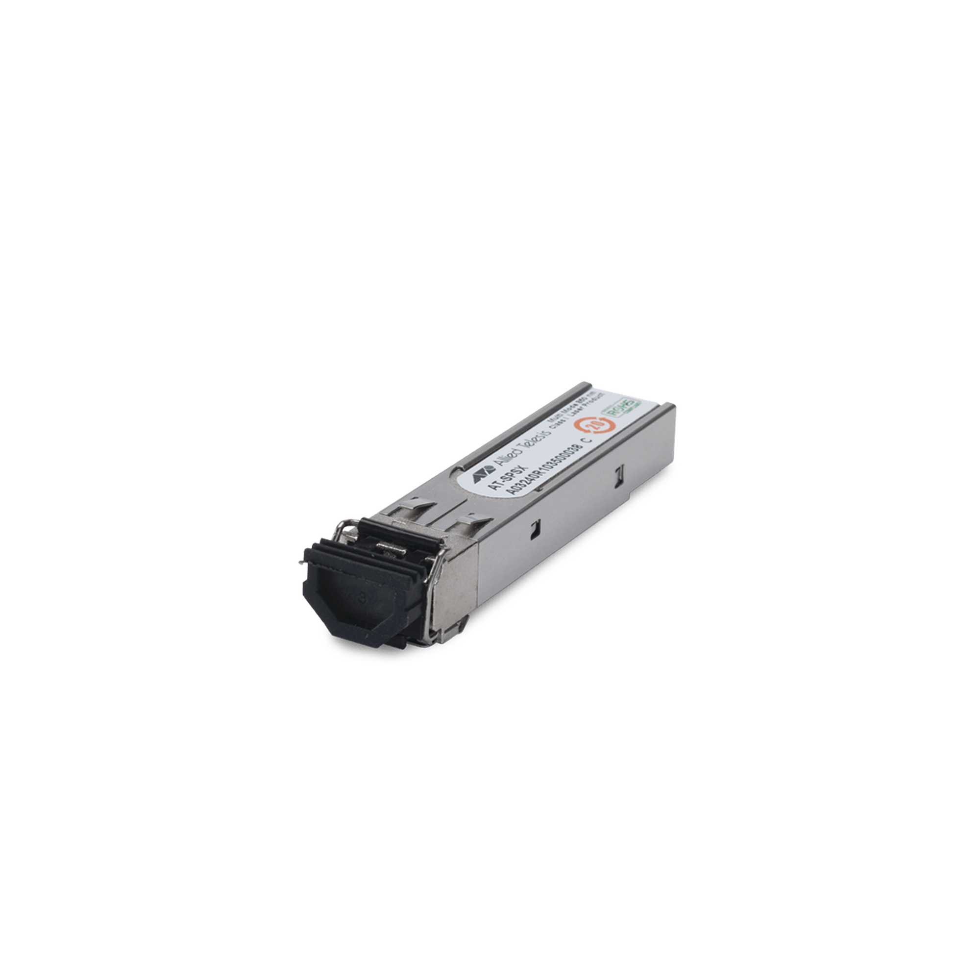 Transceptor MiniGbic SFP Multimodo 1000SX, distancia 220-550 m conector LC