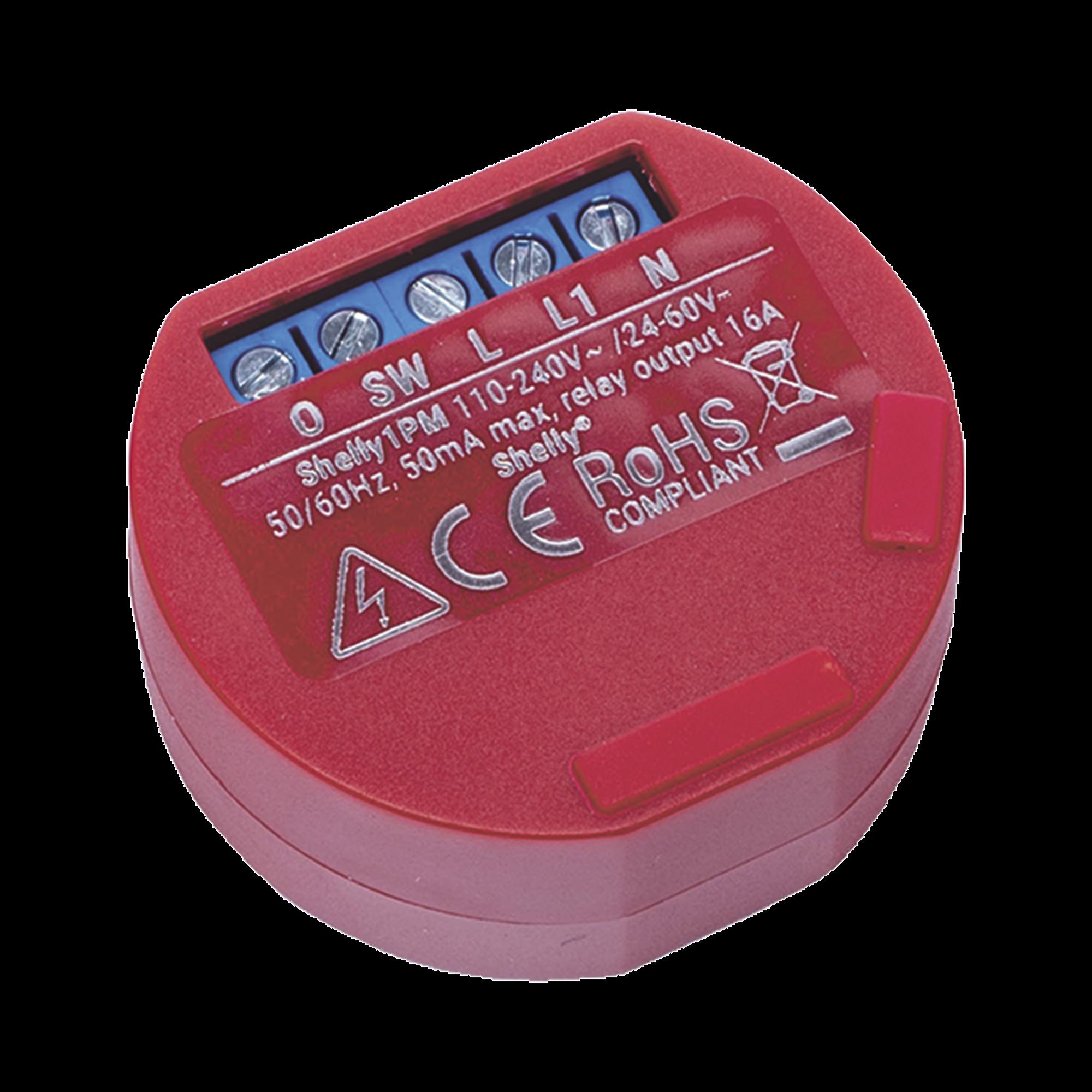 Relevador / Interruptor WIFI CLOUD / Industrial y residencial Inteligente / Medidor de consumo, protección hasta 3500W / 16A / Soporta Google / Alexa / Nube P2P y control local /