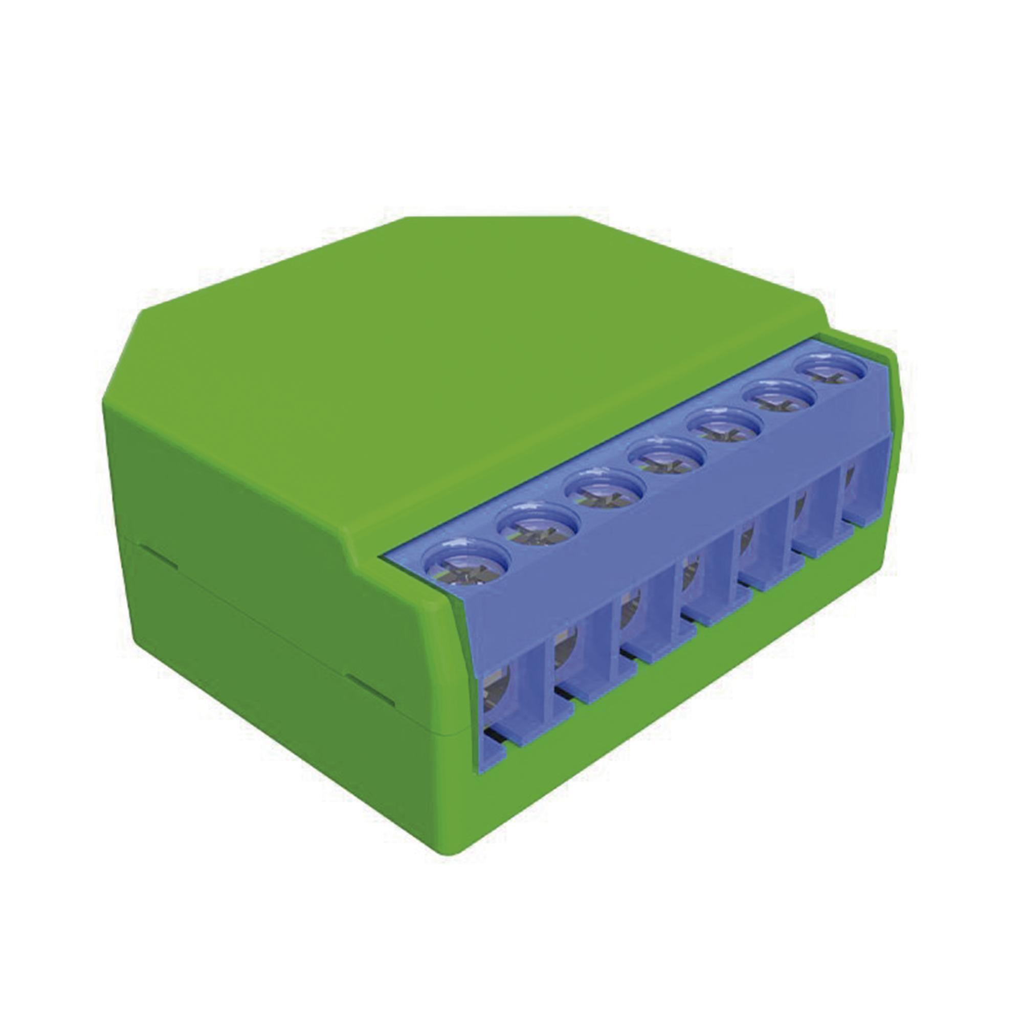 (MáS PEQUEñO DEL MUNDO) DIMMMER WIFI CLOUD / Inalámbrico residencial inteligente / Protección de sobre carga / 16A /  Soporta Google / Alexa / Nube P2P y local /