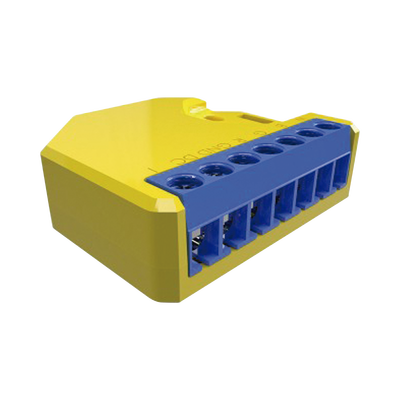 Relevador inalámbrico para el control de iluminación color en tiras LED.