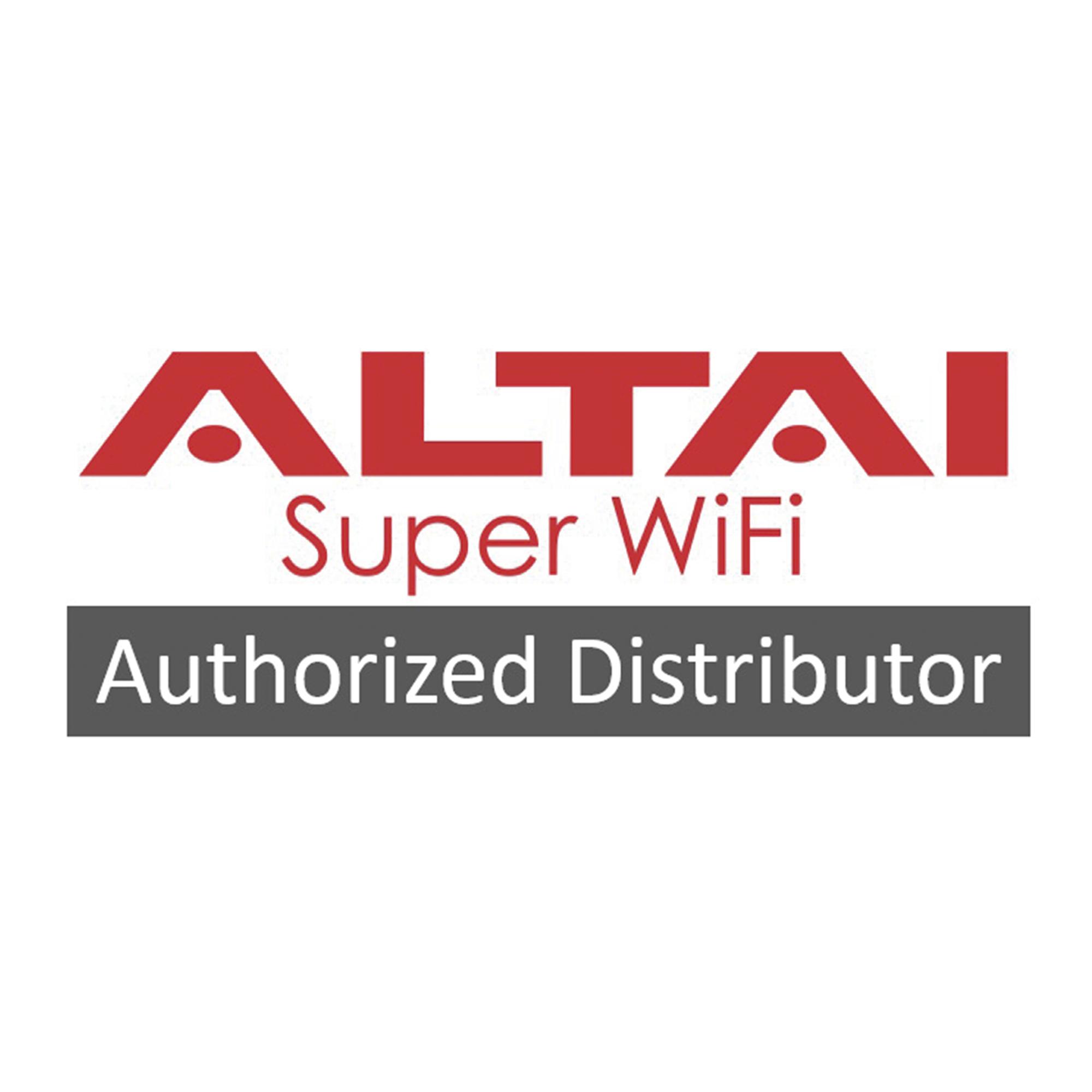 Licencia para gestión de 10 puntos de acceso Super WiFi en controladora AltaiGate 200